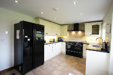 Bragdy Wern Fully equipped kitchen